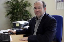 Alain Dessene, le dirigeant de Climea
